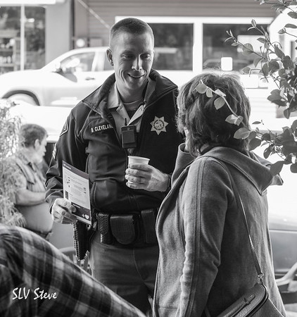 Coffee With a Cop Oct 2017