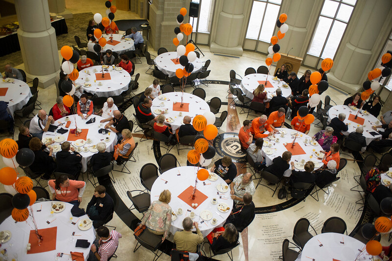 2014 President's Homecoming Brunch