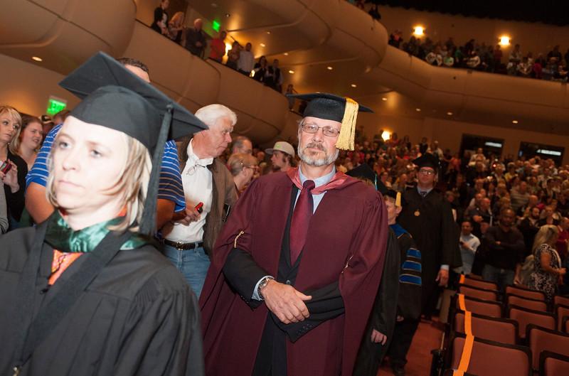 2014 College of Technology Graduation