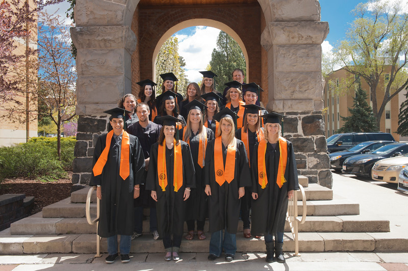 Radiographic Science Graduates