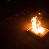 2015 Homecoming Bonfire