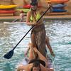 Kayak Paddle Board Jousting