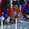 The Nepalese Student Association hosted a vigil to raise funds and awareness for the devastating earthquake that occured in Nepal.