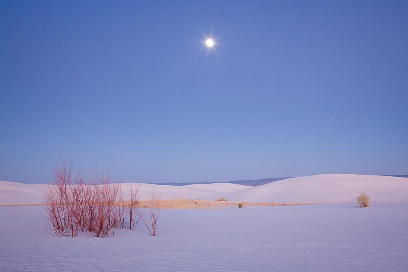 'Triad' - White Sands, New Mexico
