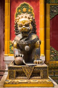 Imperial Guardian Lion (Male)
