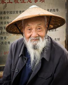 Hutong Man
