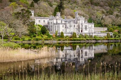Kylemore Abbey, Ireland