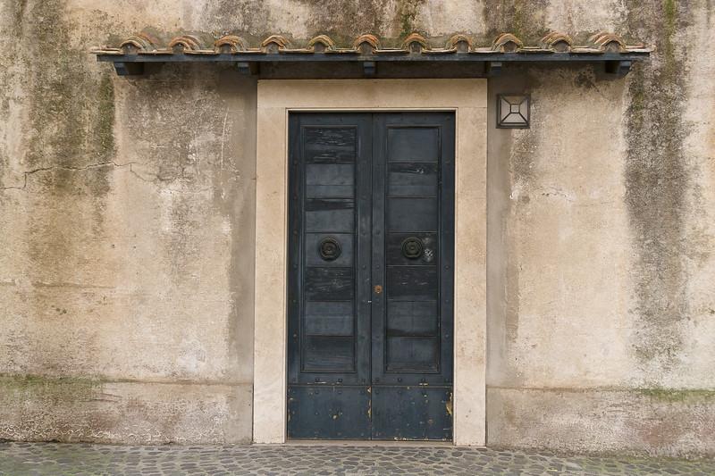 Roman Door