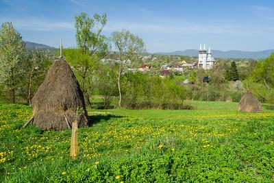 Breb, Romania