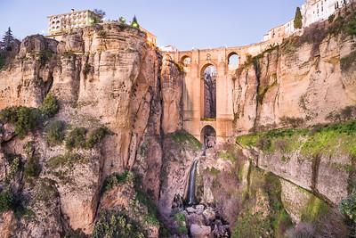 Ronda y Puente Nuevo, Spain