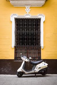 Sevilla Scooter