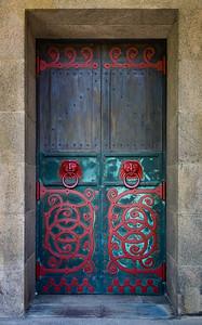 Vasakyrkan Doors