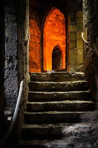 Caernarfon Stairwell