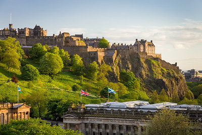Edinburgh Castle 2