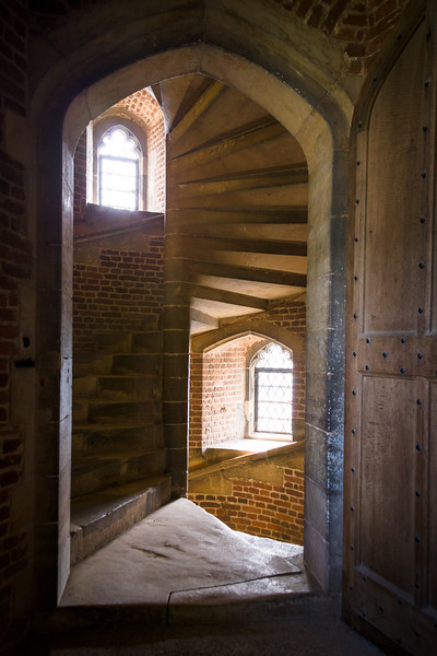 Tattershall Stairwell