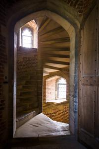 Tattershall Stairwell