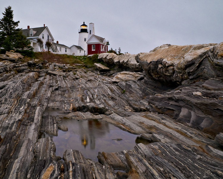 Pemaquid Point Lighthouse, Maine