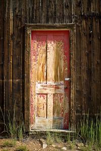 Once Was a Red Door