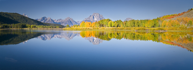 Oxbow Bend, Grand Tetons, Wyoming