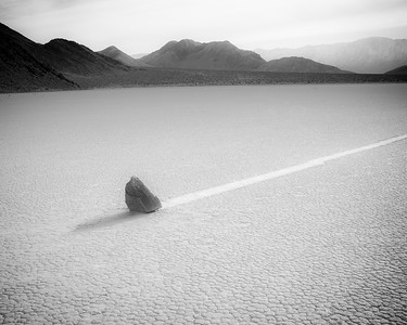 'Racetrack No. 1' - Death Valley, California