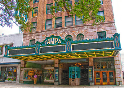 Historic Tampa Theathre