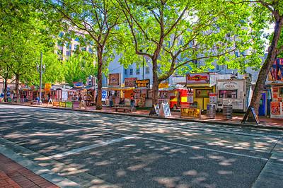 Alder Street Food Cart Pod