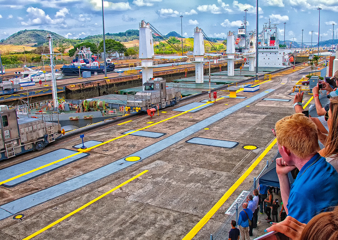 Panama Canal - 2014