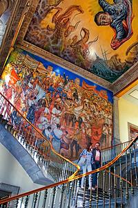 April - CDMX - Chapultepec