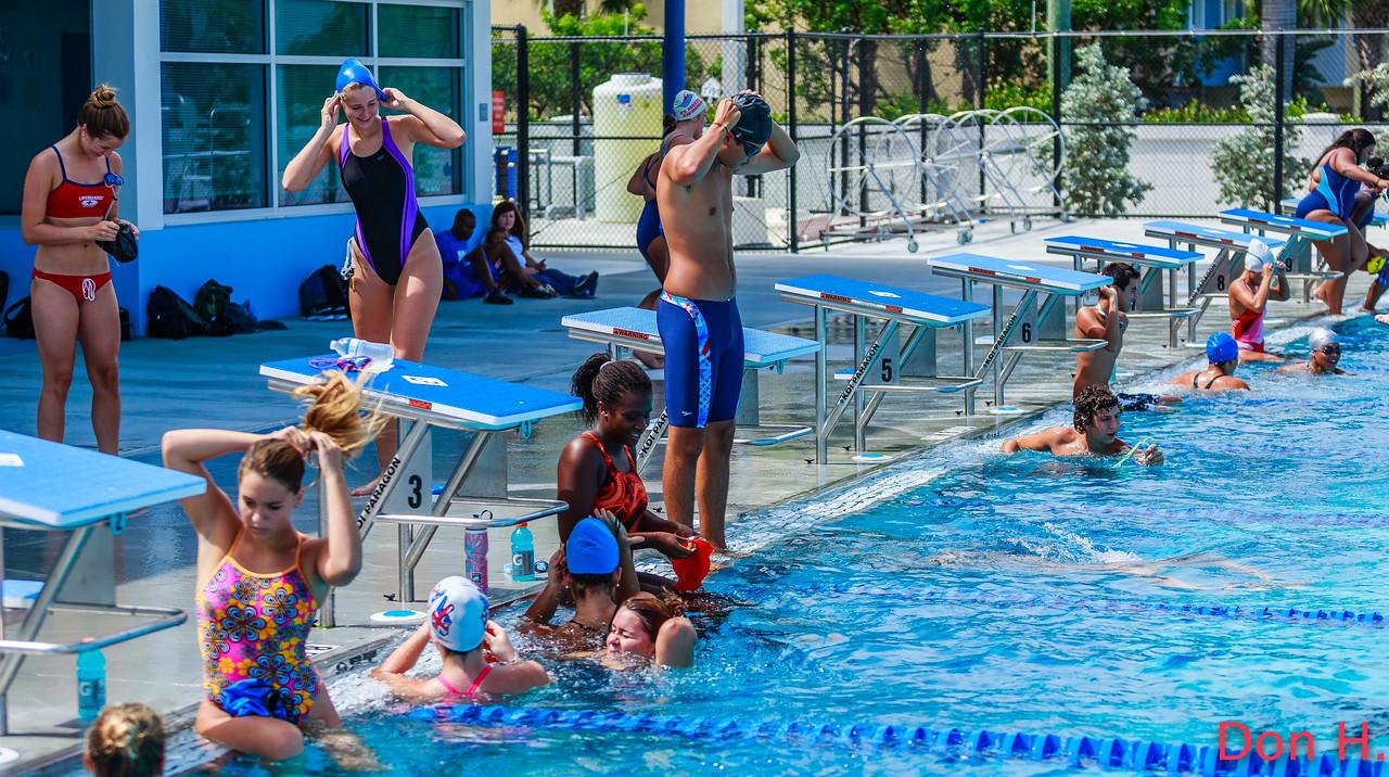 Fort Lauderdale Swim Team Practice At New Pool Elijahquest