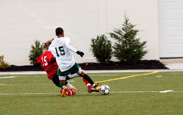 Bishop Ahr soccer vs SPHS 9/17/09