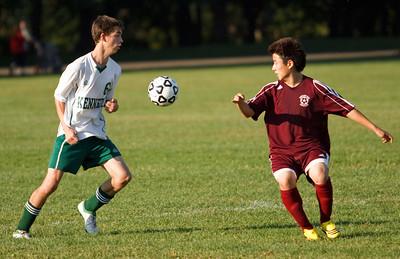 2009 fall high school soccer
