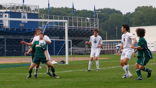Metuchen vs JFK soccer 10/3/2009