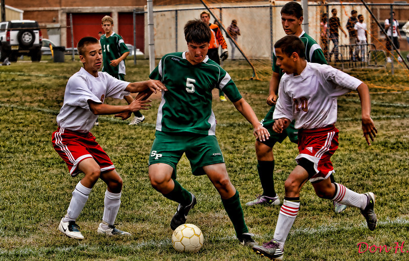 2010 fall high school soccer