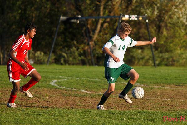 SPHS soccer JV vs WHS 10/7/10