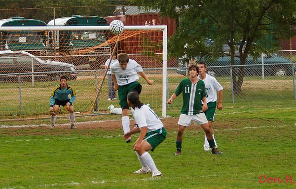 SPHS soccer vs St. Joe 9/18/10
