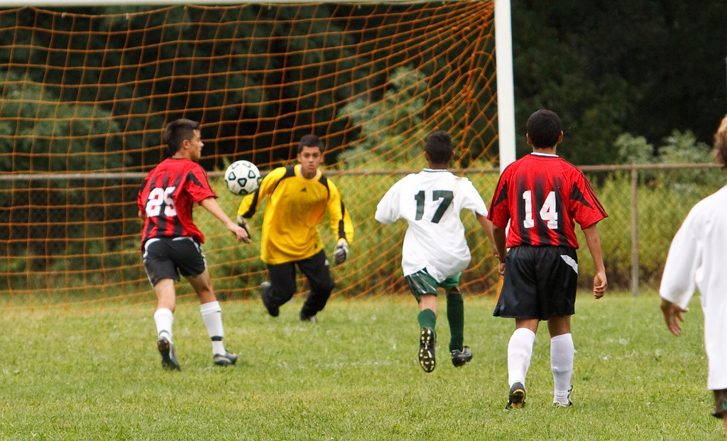 2009 fall high school soccer