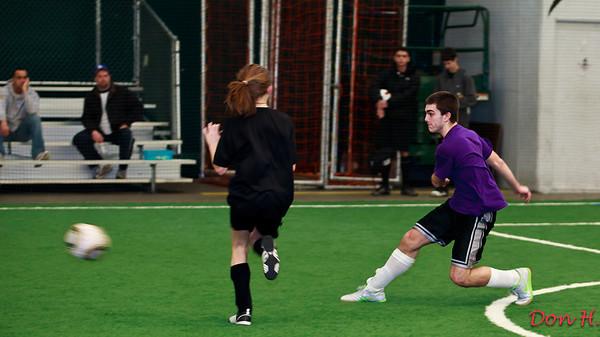 Indoor Soccer 2/6/11