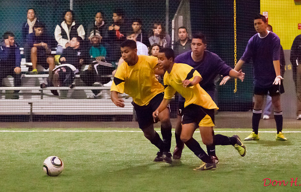 Indoor soccer Seniors Nov 24