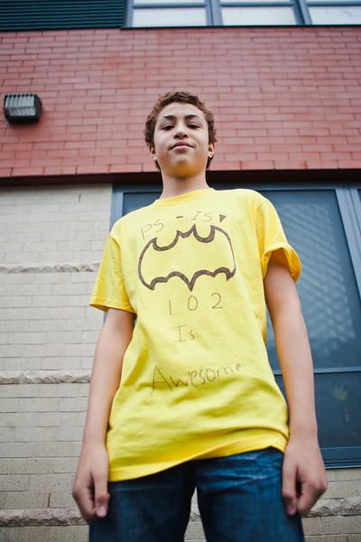 PS 102 T - Shirt-1