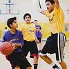 7th Grade basketball game 3-14