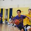 7th Grade basketball game 3-18