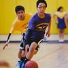 7th Grade basketball game 3-11
