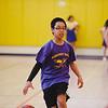 7th Grade basketball game 3-7