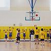 7th Grade basketball game 3-16