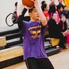7th Grade basketball game 3-9