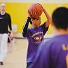 7th Grade basketball game 3-8