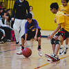 7th Grade basketball game 3-19