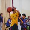 7th Grade basketball game 3-17