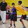7th Grade basketball game 3-20