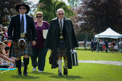 150th Victoria Highland Games
